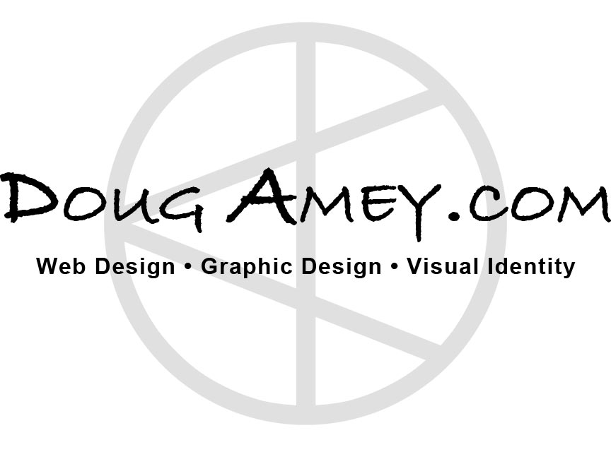 Doug Amey Graphic and Logo Design